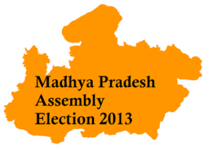 मध्य प्रदेश चुनाव दंगल 2013