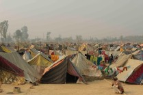 दंगो की आग मे झुलसा मुजफ्फरनगर