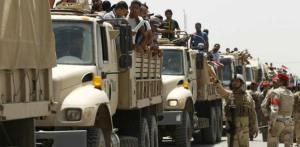 गृहयुद्ध की आग से धदकता ईराक