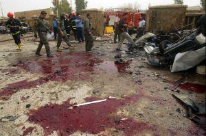 मौत से कांपता ईराक